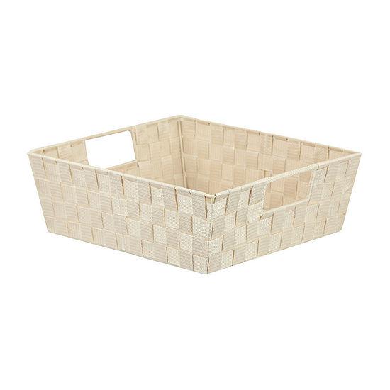 Home Basics 1-Cubby Storage System