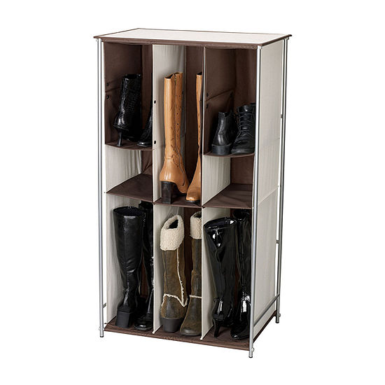 Household Essentials Boot Storage Shoe Rack
