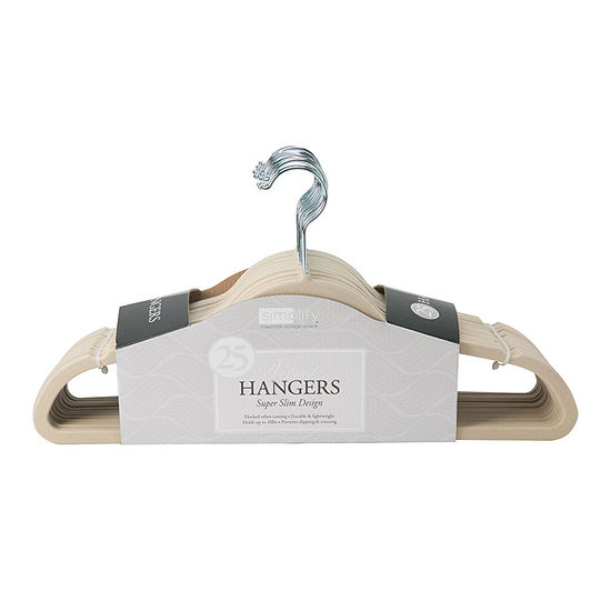 Kennedy International Wedding Guest Hangers
