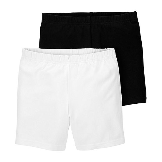 Carter's Little & Big Girls 2-pc. Bike Short