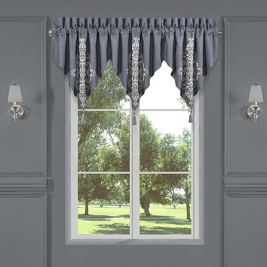 Queen Street Rachel Window Ascot Valance