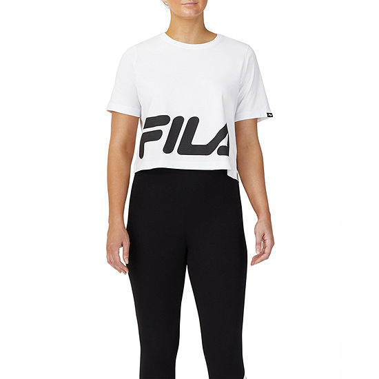 Fila Notable Tee Womens Crew Neck Short Sleeve T-Shirt