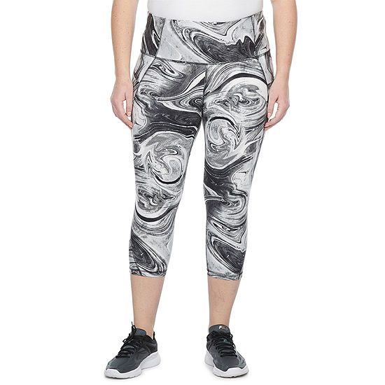 Xersion High Rise Plus Workout Capris