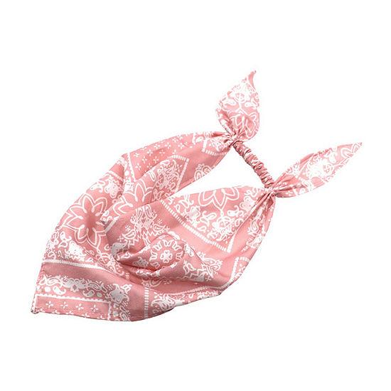 a.n.a Pink Bandana Hair Wrap