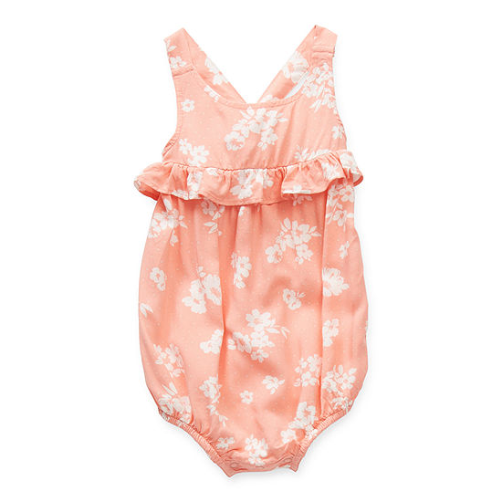 Peyton & Parker Mommy & Me Baby Girls Bodysuit