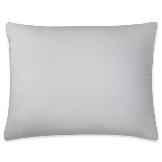 Cottonloft® Feather Core and Cotton-Filled Bed Pillow
