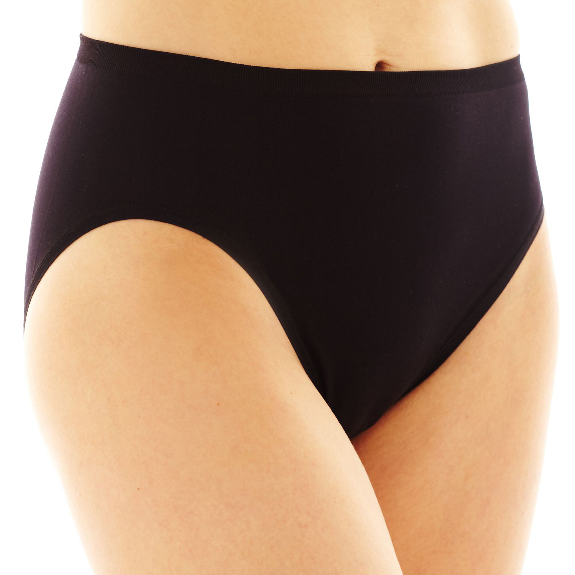 Vanity Fair Tailored Seamless High-Cut Panties - 13211 plus size,  plus size fashion plus size appare