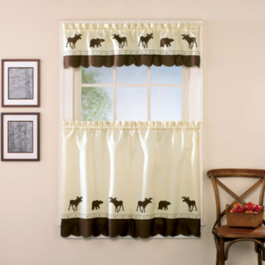 jcpenney.com | Forest Kitchen Curtains