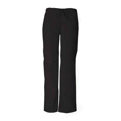 Dickies® 85100 Womens Low-Rise Cargo Scrub Pants–Junior Tall
