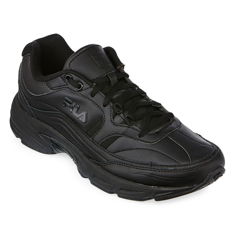 Fila Memory Workshift Mens Slip-Resistant Work Shoes