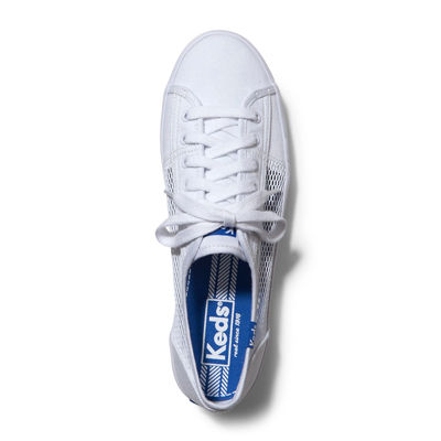 Keds® Womens Kickstart Mesh Lace-Up Sneakers