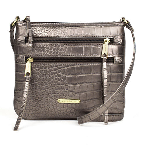 Liz Claiborne® Zippery Crossbody Bag