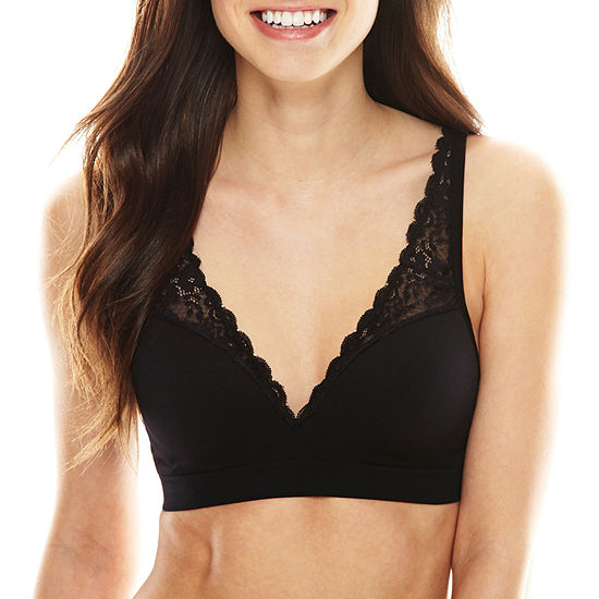 Ambrielle Smoothing Solutions Wireless Bralette