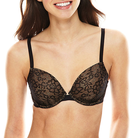 21ed53e354899 Ambrielle® Lightly Lined Everyday Demi Bra - JCPenney