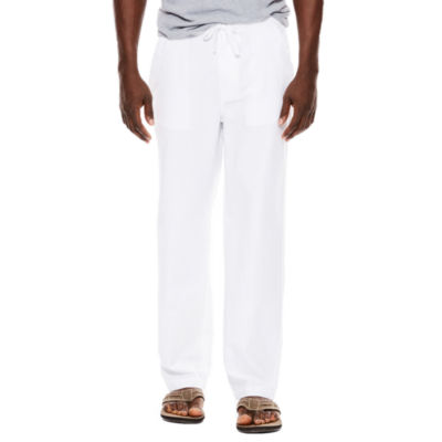 Island Shores™ Linen-Cotton Drawstring Pants