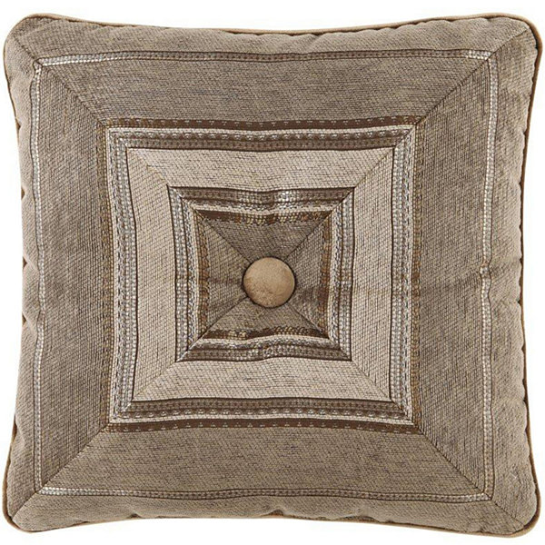 "Queen Street® Brooke 18"" Square Decorative Pillow"