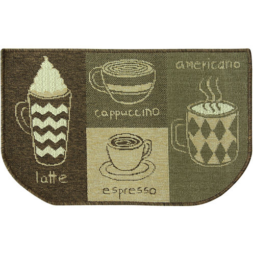 Bacova Barista Choice Indoor Wedge Rug