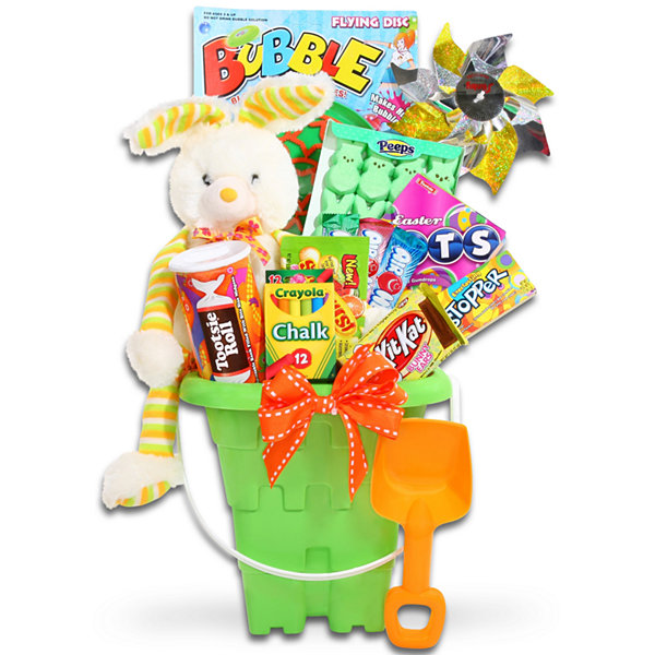 Alder Creek Ultimate Easter Sweets and Treats Pail Gift Set