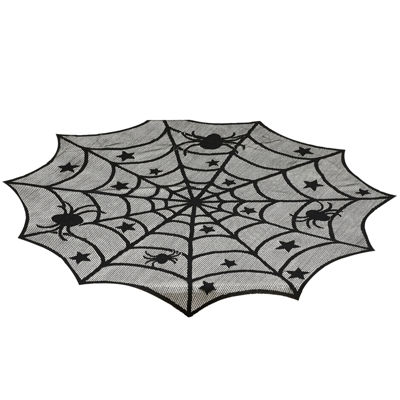 Spider Web Lace Topper