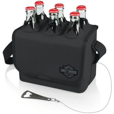 Picnic Time® Harley Davidson® Six-Porter Cooler Tote