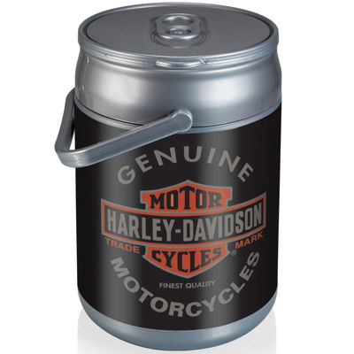 Picnic Time® Harley Davidson® Can Cooler - Oil Can
