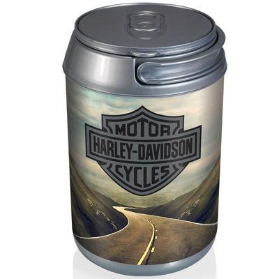 Picnic Time® Harley Davidson® Bar & Shield Mini Can Cooler