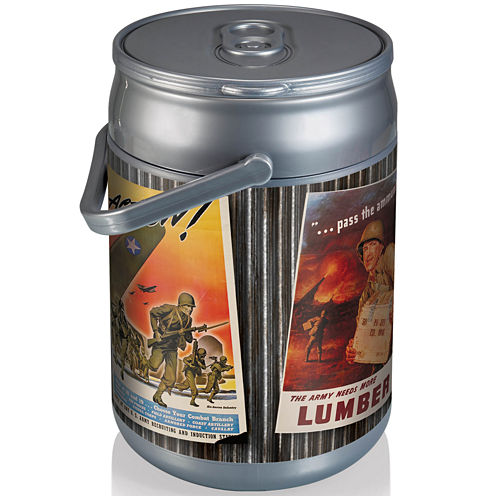 Picnic Time® U.S. Army® Can Cooler