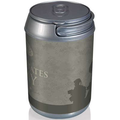 Picnic Time®, U.S. Army® Mini Can Cooler
