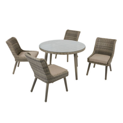 Madison Park Dana Outdoor Side Chair(Set Of 2)