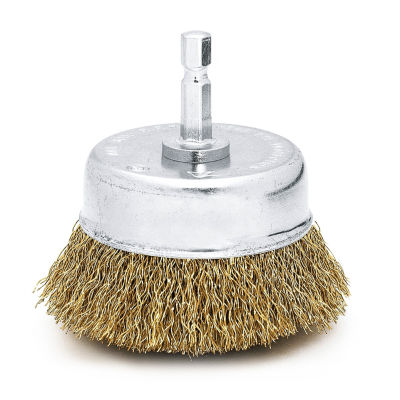 "Vermont American 16783 2-3/4"" Coarse Cup Wire Brush"