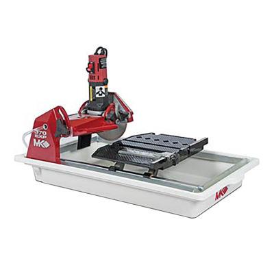 """MK Diamond 159943 7"""" 1-1/4 HP MK-370 Exp Tile Saw"""