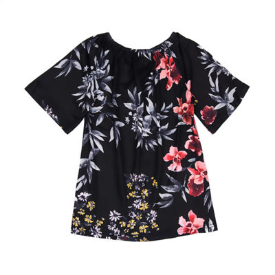 Mayah Kay Fashion Floral Tunic