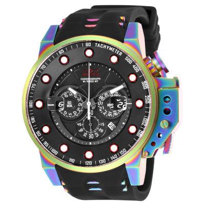 Invicta I-Force Mens Black Strap Watch-25276
