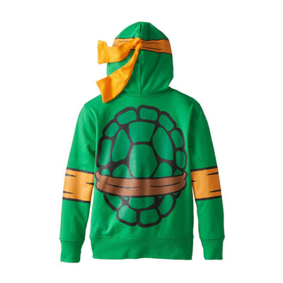 Boys Teenage Mutant Ninja Turtles Hoodie-Big Kid
