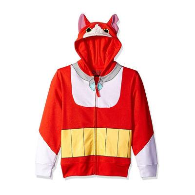 Boys 4-20 Costume Hoodies Hoodie-Preschool Boys
