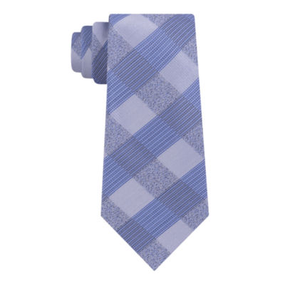 Van Heusen Flex 3 Stretch Plaid Tie