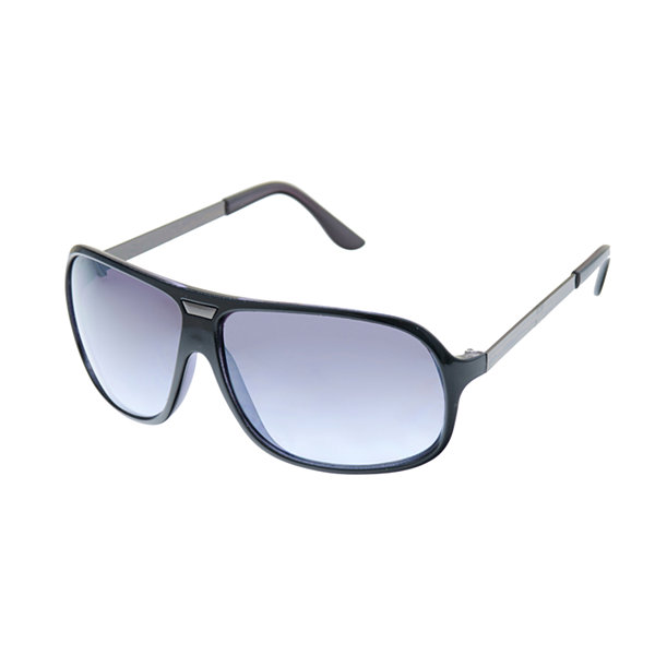 St. John's Bay Full Frame Rectangular UV Protection Sunglasses-Mens