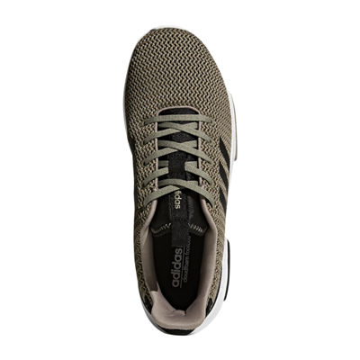 adidas Cloudfoam Racer Mens Running Shoes Lace-up