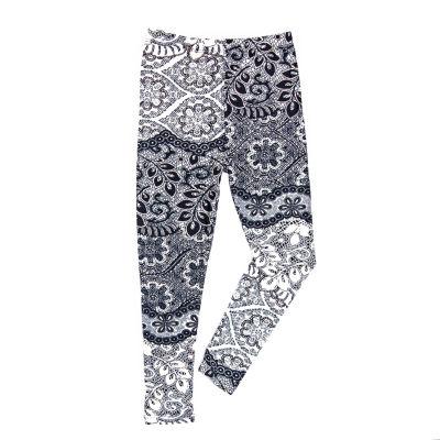Mayah Kay Fashion Girls Paisley Leggings