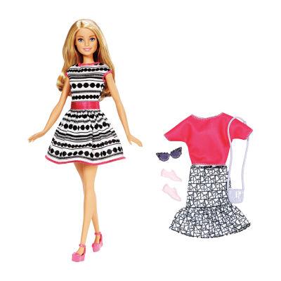 Barbie Fashionistas Playset