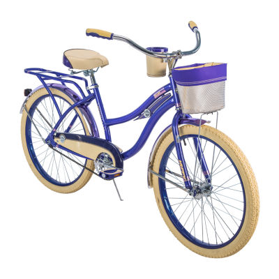 "Huffy Deluxe 24"" Classic Cruiser"