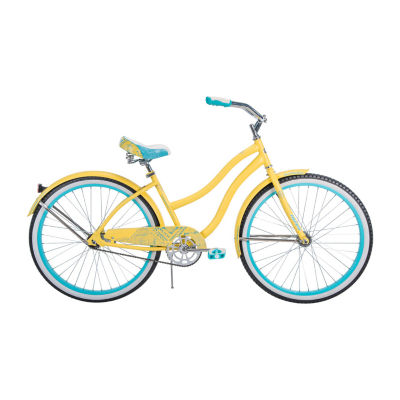 "Huffy Good Vibrations 26"" Women's Classic Cruiser"