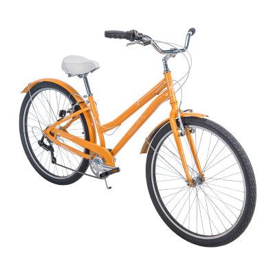 """Huffy Sienna 27.5"""" Women's City Bike"""
