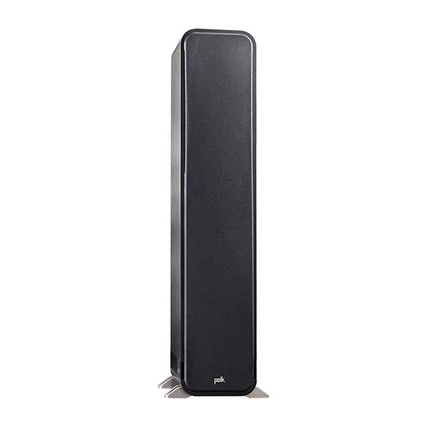 Polk Audio Signature S55 American HiFi Home Theater Tower Speaker - Single - Black
