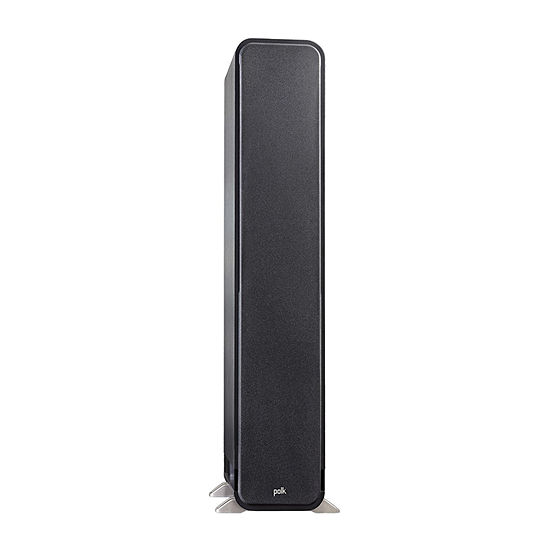 Polk Audio Signature S60 American HiFi Home Theater Large Tower Speaker - Single - Black