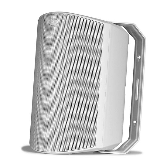 Polk Audio Atrium 8 Sdi Outdoor Speaker Single