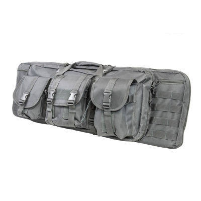 """Ncstar Double Carbine Case 36"""", Urban Gray"""