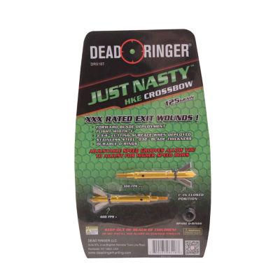 Dead Ringer Broadheads - Big Nasty