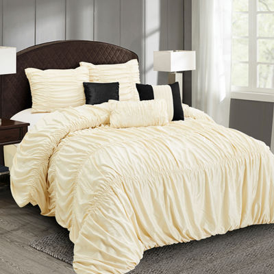 Everrouge Mia 7 pc Comforter Set