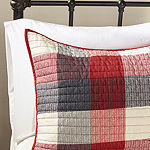 Madison Park Pioneer 6-pc. Herringbone Coverlet Set